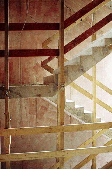 Atelier Altenkirch - Baustelle