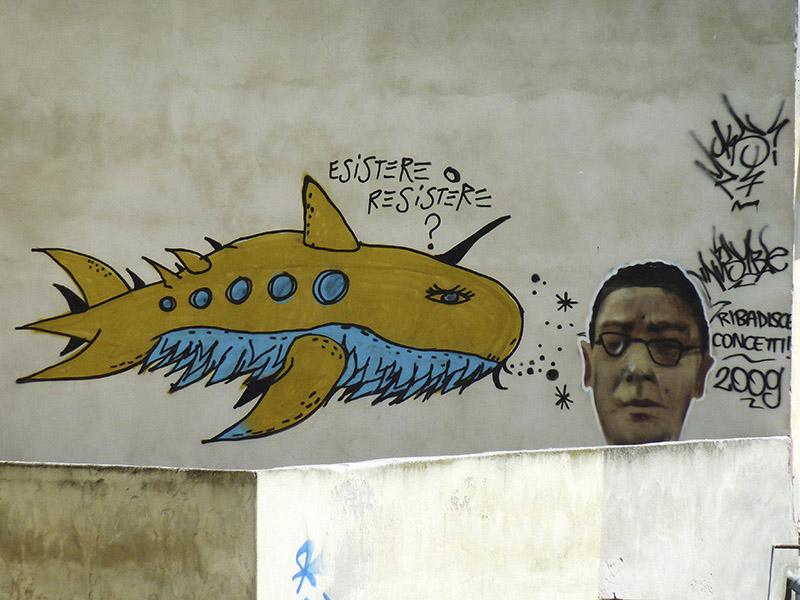 Atelier Altenkirch - Graffiti